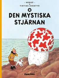Tintin 10: Den mystiska stj�rnan (h�ftad)