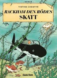 Tintin 12: Rackham den r�des skatt (h�ftad)