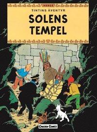 Tintin 14: Solens tempel (h�ftad)
