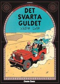 Tintin 15: Det Svarta Guldet (h�ftad)