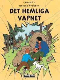 Tintin 18: Det Hemliga Vapnet (h�ftad)