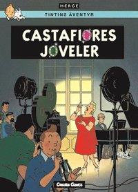 Tintin 21: Castafiores Juveler (h�ftad)