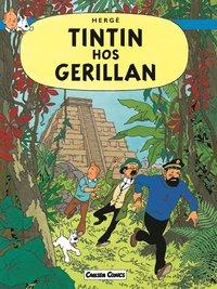 Tintin 23: Tintin Hos Gerillan (h�ftad)