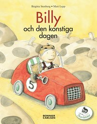 Billy och den konstiga dagen (h�ftad)