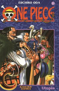 One Piece 21 : Utopia (pocket)