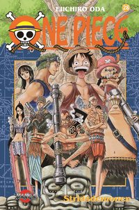One piece 28 : Stridsdemonen (pocket)