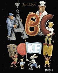 ABC boken (inbunden)