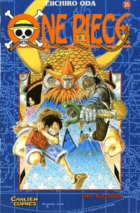 One Piece 35 : Kapten (pocket)