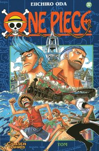 One Piece 37 : herr Tom (pocket)