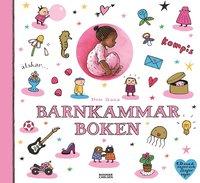 Den rosa barnkammarboken (inbunden)