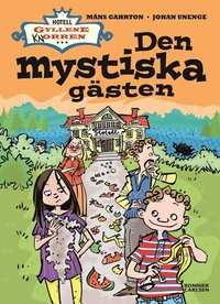 Den mystiska g�sten (e-bok)