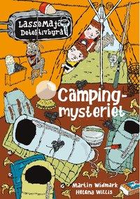 Campingmysteriet (inbunden)