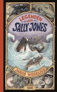 Legenden om Sally Jones (kartonnage)