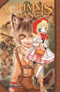 Grimms manga (h�ftad)