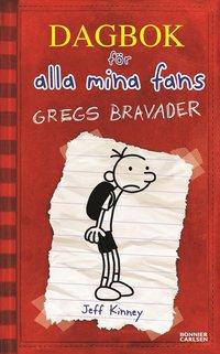 Gregs bravader (kartonnage)