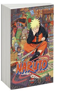 Naruto 35 (pocket)