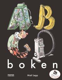 ABCD-boken (inbunden)