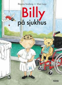 Billy p� sjukhus (h�ftad)
