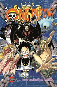 One Piece 54 : ingen kan l�ngre stoppa det (pocket)