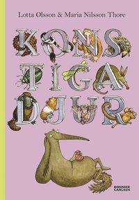 Konstiga djur (e-bok)