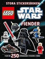 Lego star wars stora stickersboken : fiender (h�ftad)