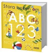 Stora boken om ABC och 123 (inbunden)