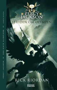 Percy Jackson: Striden om Olympen (h�ftad)