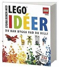 Stora boken med LEGOid�er (inbunden)