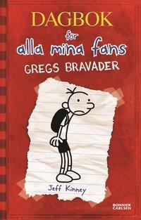 Gregs bravader (h�ftad)