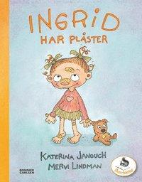 Ingrid har pl�ster (pocket)
