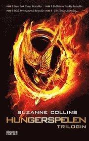 Hungerspelen : trilogin (inbunden)