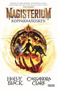 Kopparhandsken (e-bok)