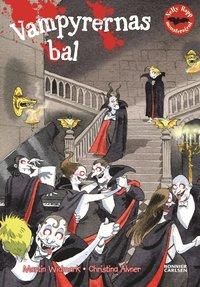 Vampyrernas bal (inbunden)