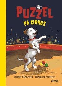 Puzzel p� cirkus (kartonnage)