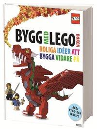 Bygg med Legoboken : roliga id�er att bygga vidare p� (inbunden)