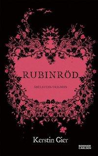 Rubinröd (inbunden)