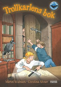 Trollkarlens bok (inbunden)