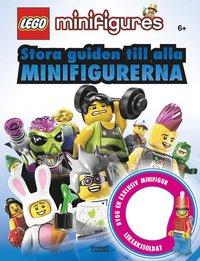 LEGO Stora guiden till alla minifigurerna (inbunden)