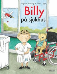 Billy p� sjukhus