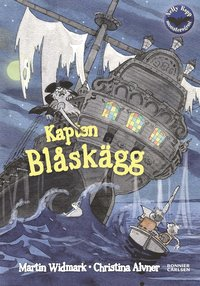 Kapten Bl�sk�gg (inbunden)