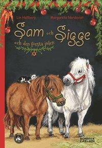 Sam och Sigge och den f�rsta julen (kartonnage)