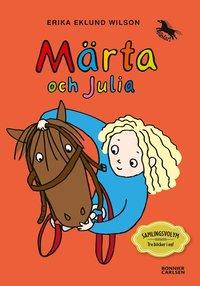 Märta och Julia (inbunden)
