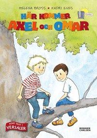 H�r kommer Axel och Omar! - samlingsvolym (kartonnage)