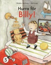 Hurra f�r Billy! (inbunden)