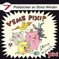 Pixibox: Vems Pixi? (häftad)