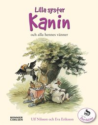 Lilla syster Kanin och alla hennes vänner (e-bok)