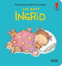 God natt Ingrid (inbunden)