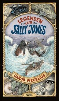 Legenden om Sally Jones (e-bok)