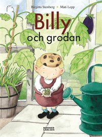 Billy och grodan (e-bok)