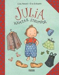 Julia hämtar strumpor (e-bok)